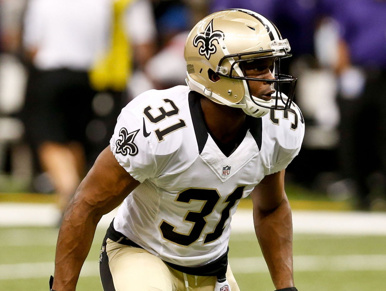 Report: Saints will release Byrd on opening day of free agency