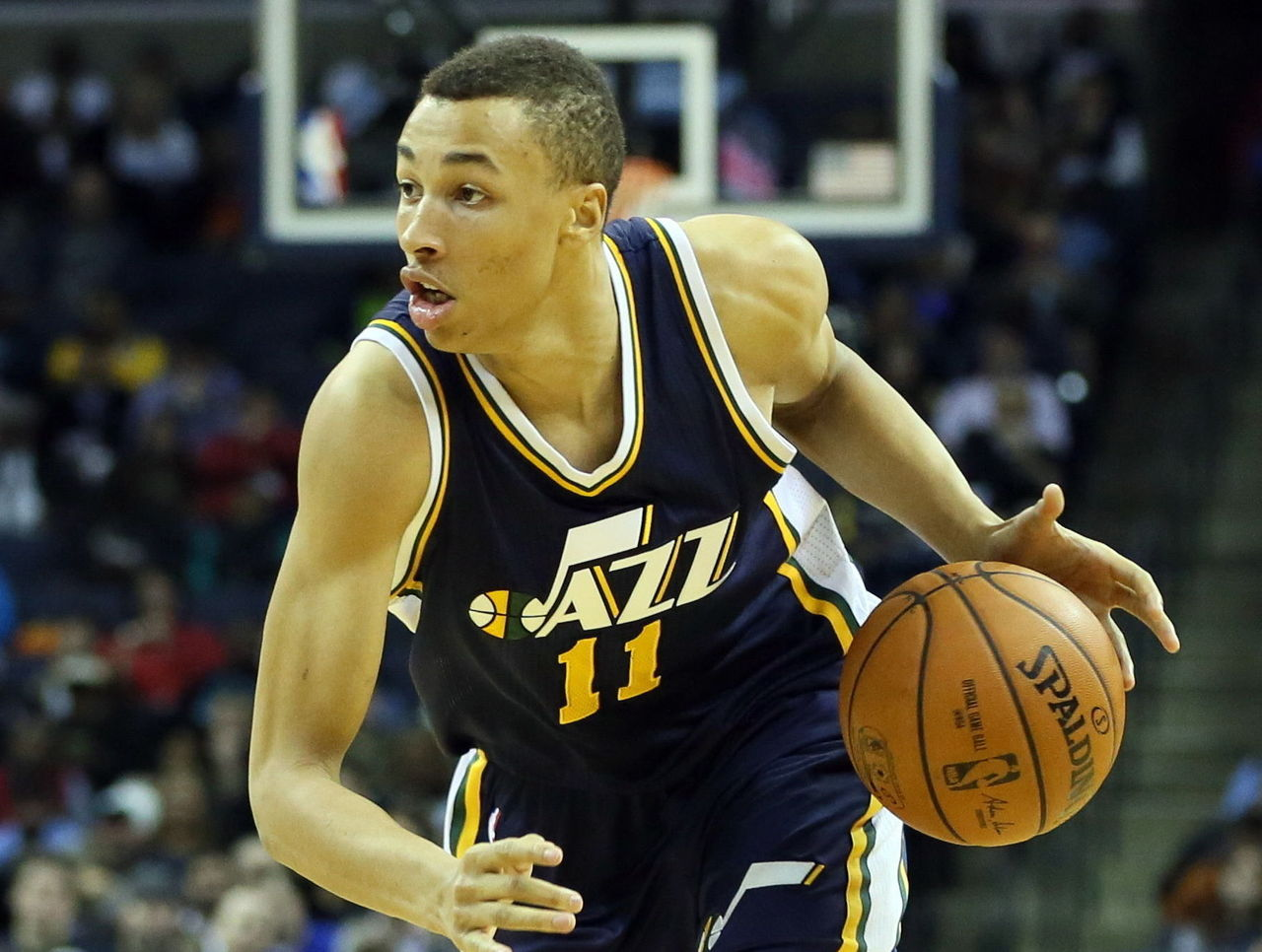 video dante exum blocks dante exum dunks thescorecom