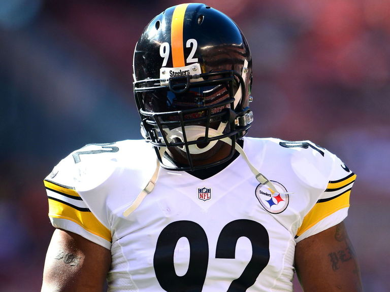 Report: Steelers' Harrison informed meeting with NFL scheduled for Thursday