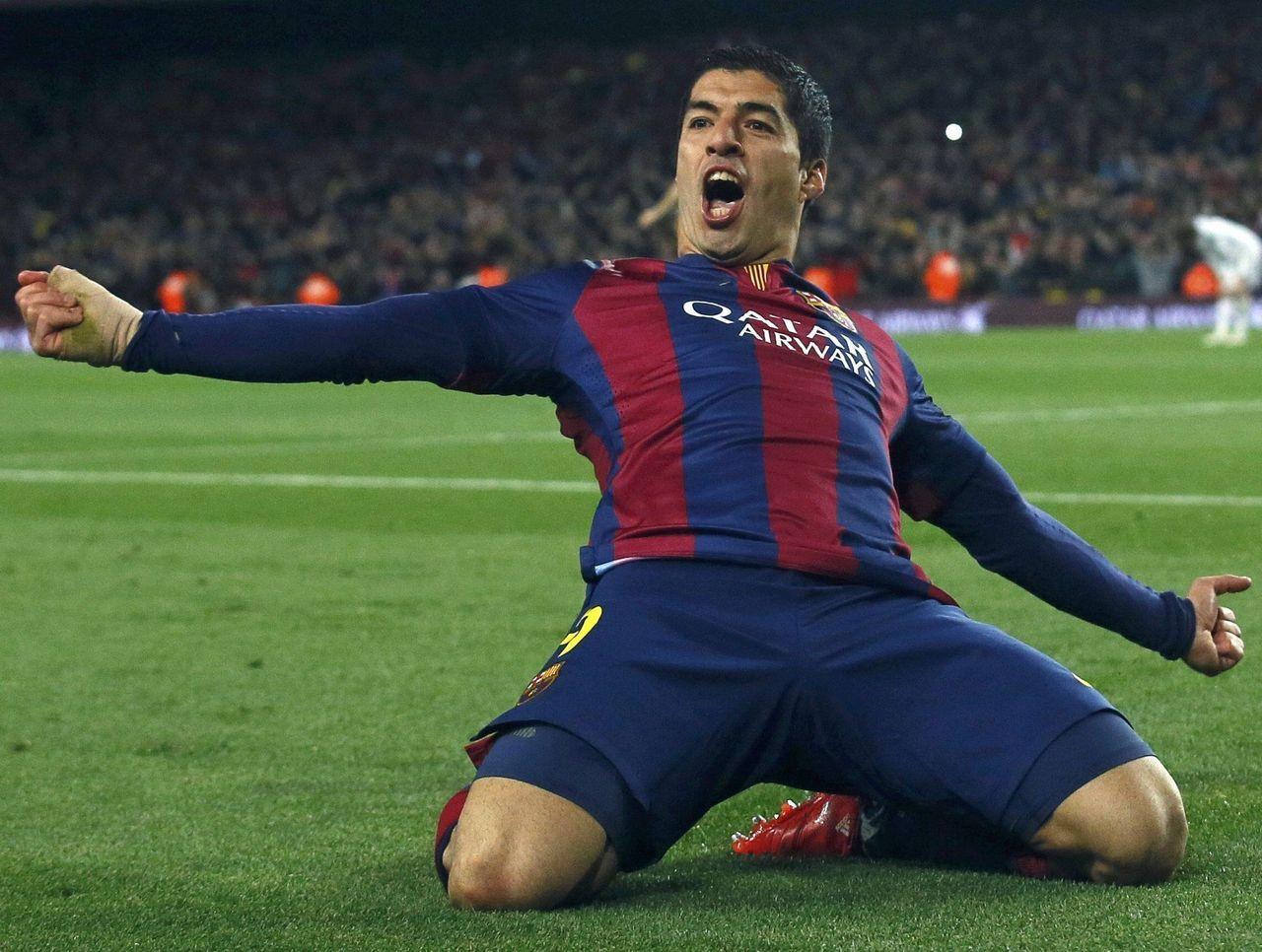 Suarez Barcelona Clasico Suarez The Hero as Barcelona