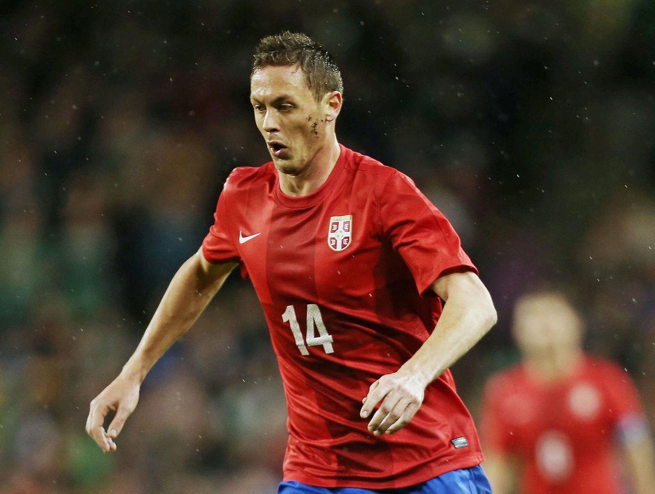 Nemanja Matic threatens to quit Serbian national team