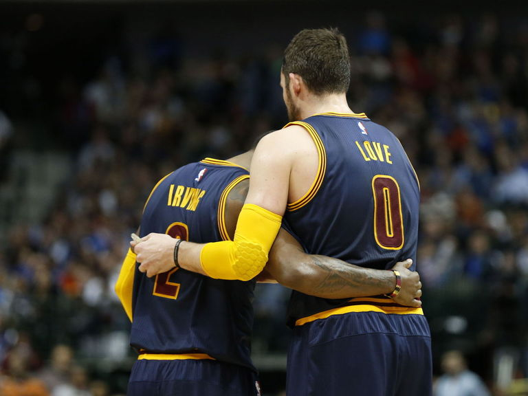 Love to sit, Irving, Wade playing for Cavs-Heat showdown