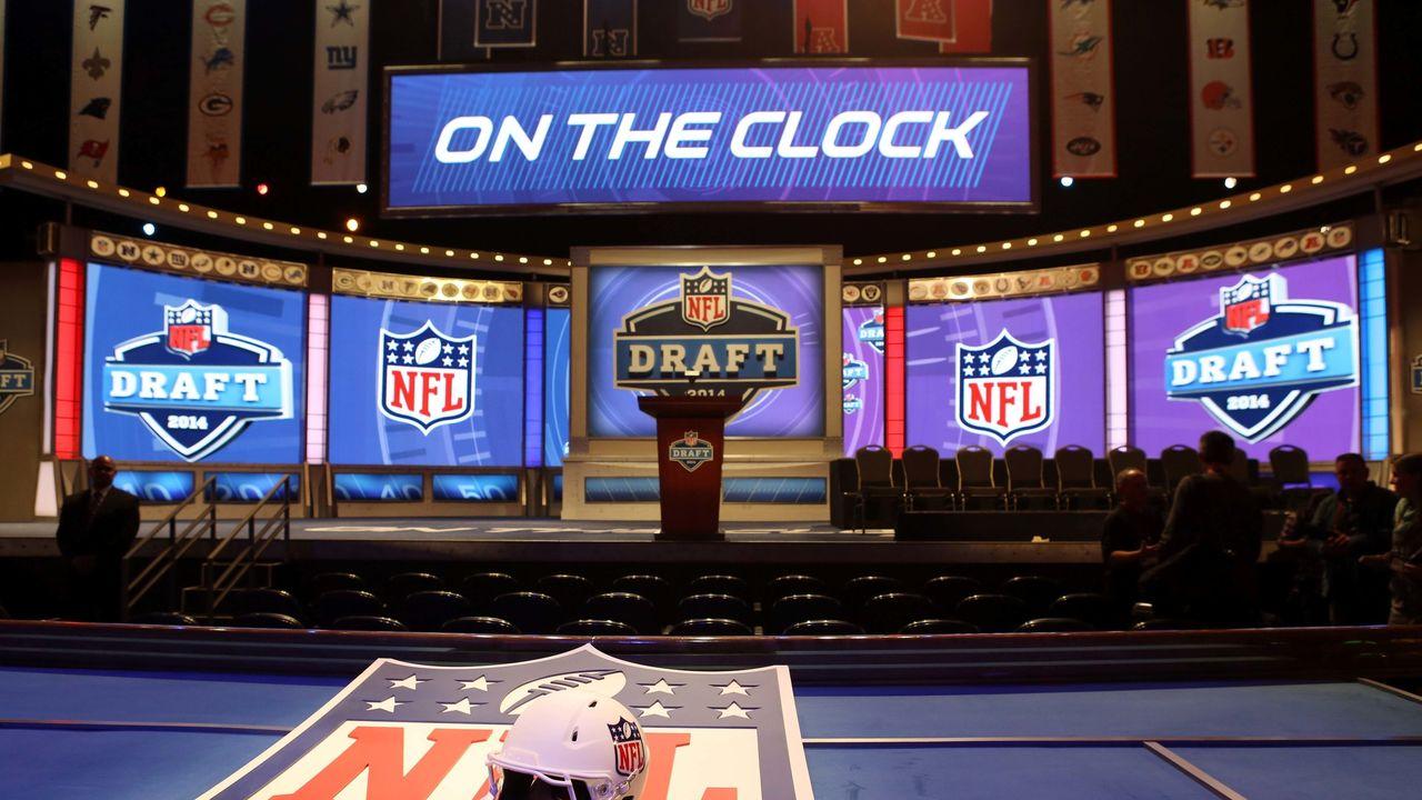 NFL announces 2018 compensatory draft picks