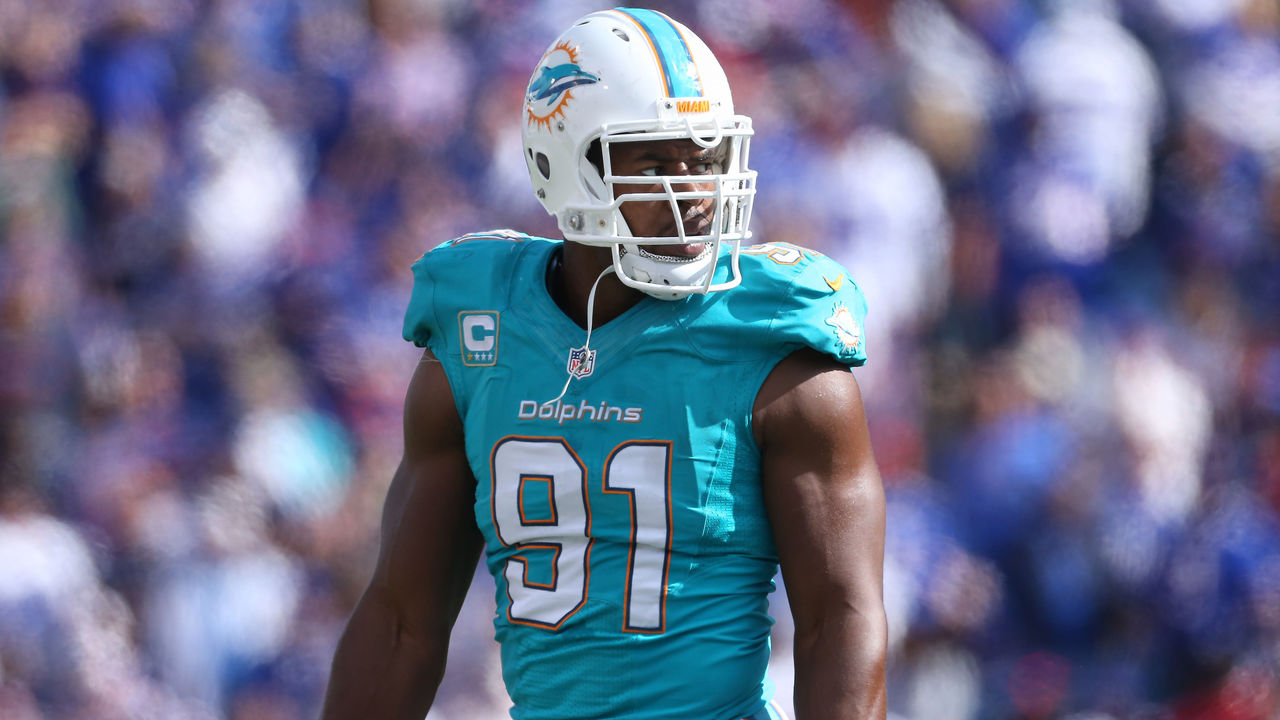 Dolphins Cameron Wake Reshad Jones questionable Sunday vs