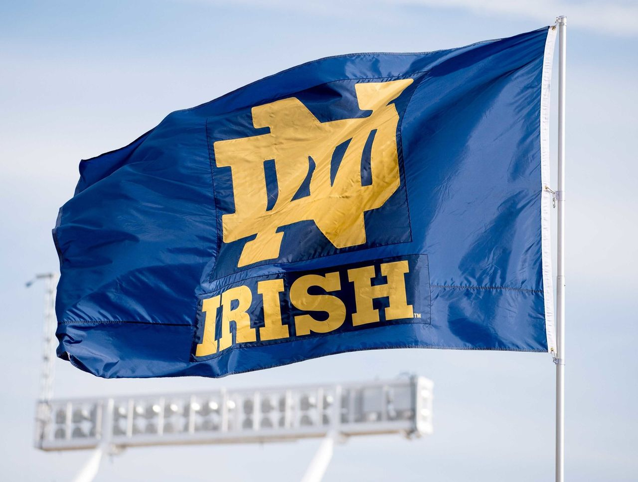 Former player suing Notre Dame for negligence leading to