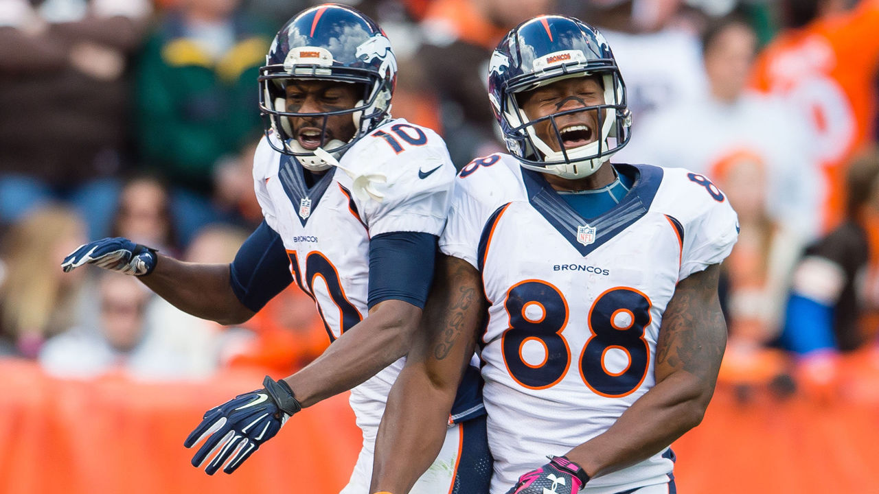 Elway: Broncos plan to bring back Thomas, Sanders