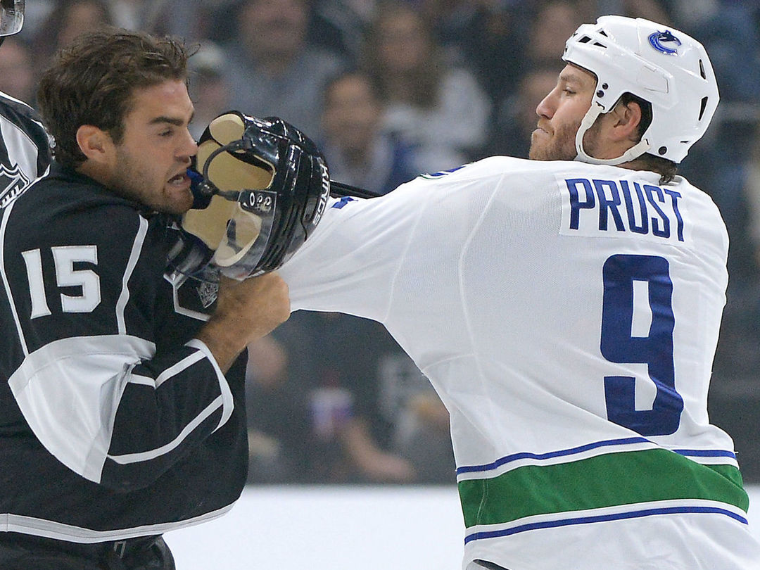 After season abroad, Prust aims to crack Kings' roster on PTO