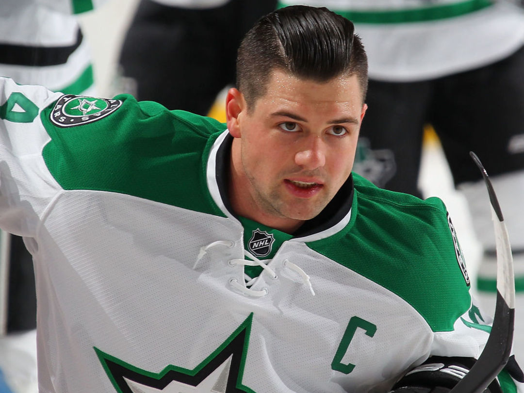 Jamie Benn chimes in on strange goalie interference call: 'Huh?'