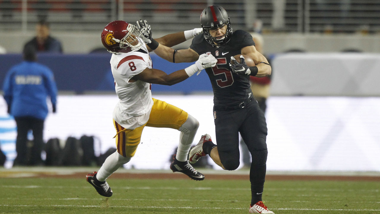 stanford christian singles Stanford running back christian mccaffrey returns a mccaffrey established a stanford single-game record but if you think christian's.