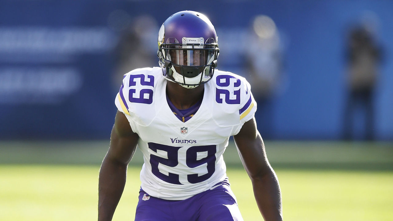 Vikings to be without top corner Xavier Rhodes vs Titans
