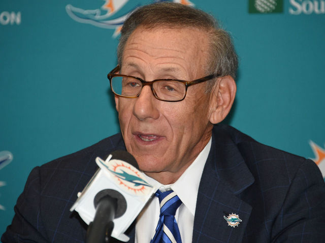 Dolphins owner pledges $1M to Hurricane Irma relief effort