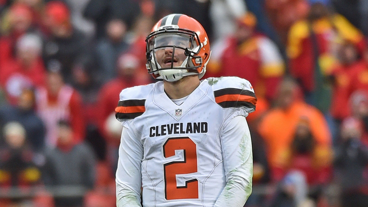 Report: Johnny Manziel suspended 4 games for violating substance abuse policy