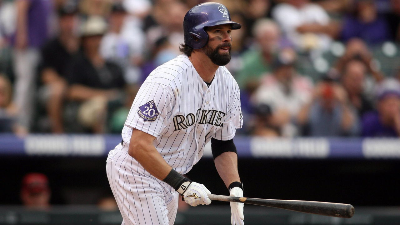 Todd helton looking for job with rockies for Todd helton