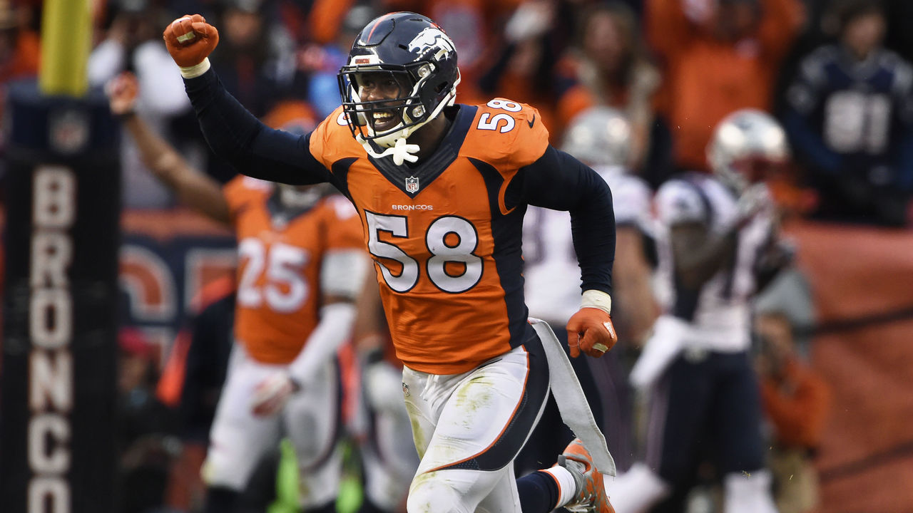 Is Von Miller already one of the best defenders of all time?