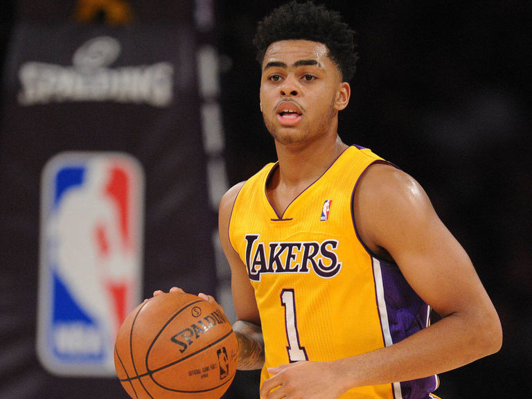 D-Lo says he 'got to see the dysfunction' during Lakers tenure