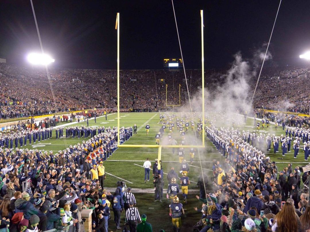 NCAA denies Notre Dame appeal of vacated wins