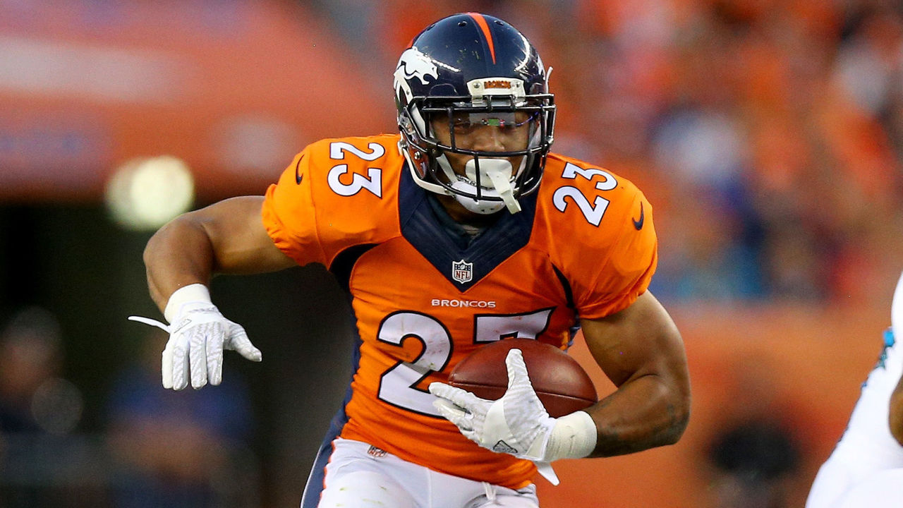 Report: Broncos' Booker expected to miss up to 6-8 weeks with wrist injury