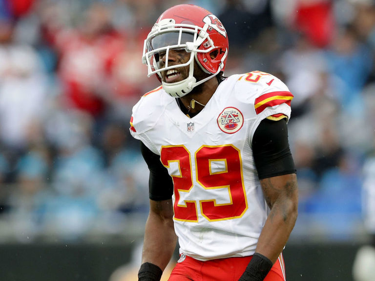 Browns have been in contact with Eric Berry's agents