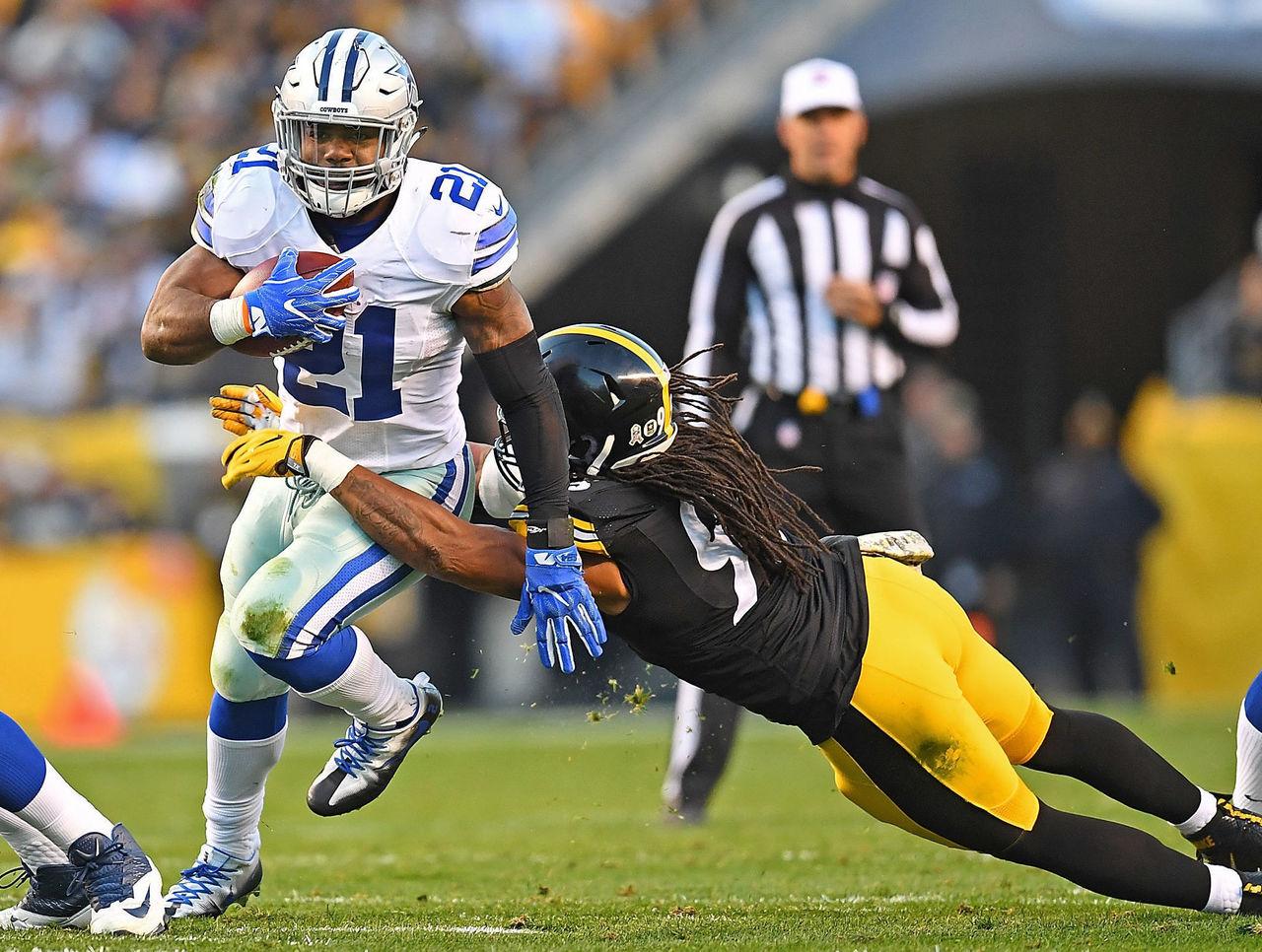 NFL's 5 best games of 2016
