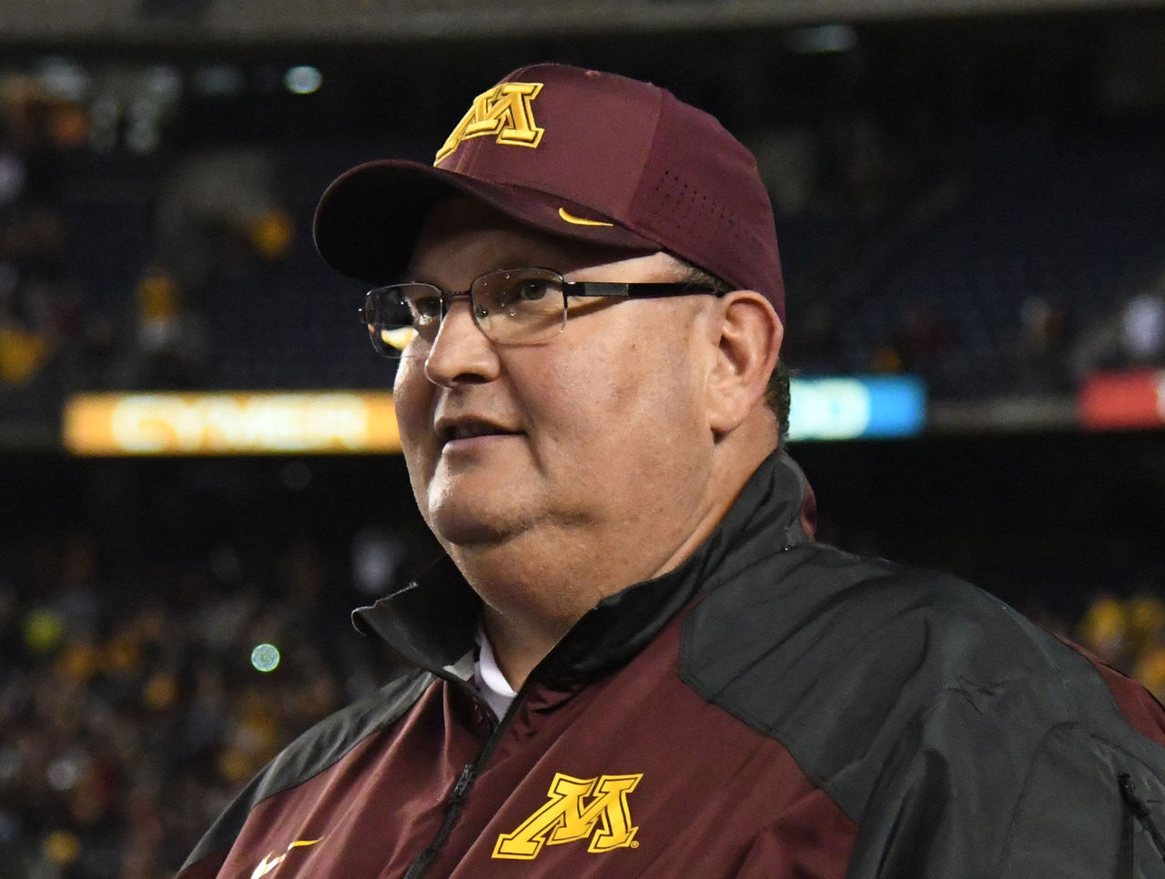fire gophers coach tracy - HD1280×966