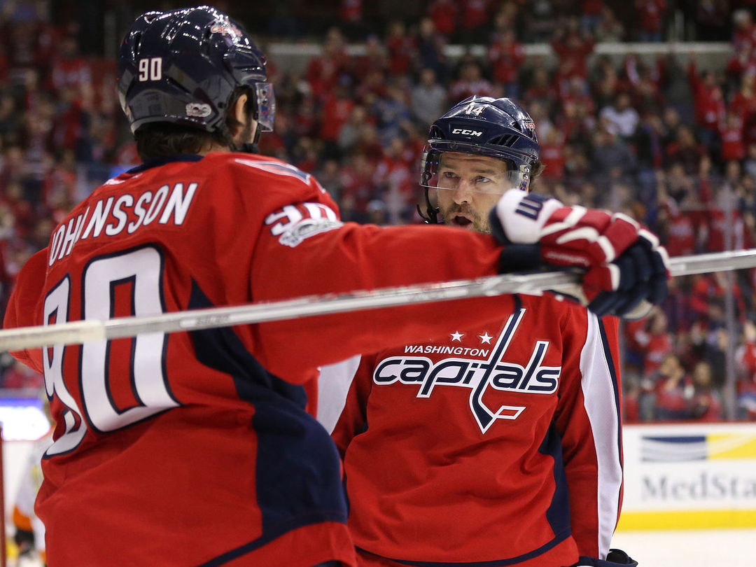 Capitals Not Just Winning; They're Demolishing The Competition