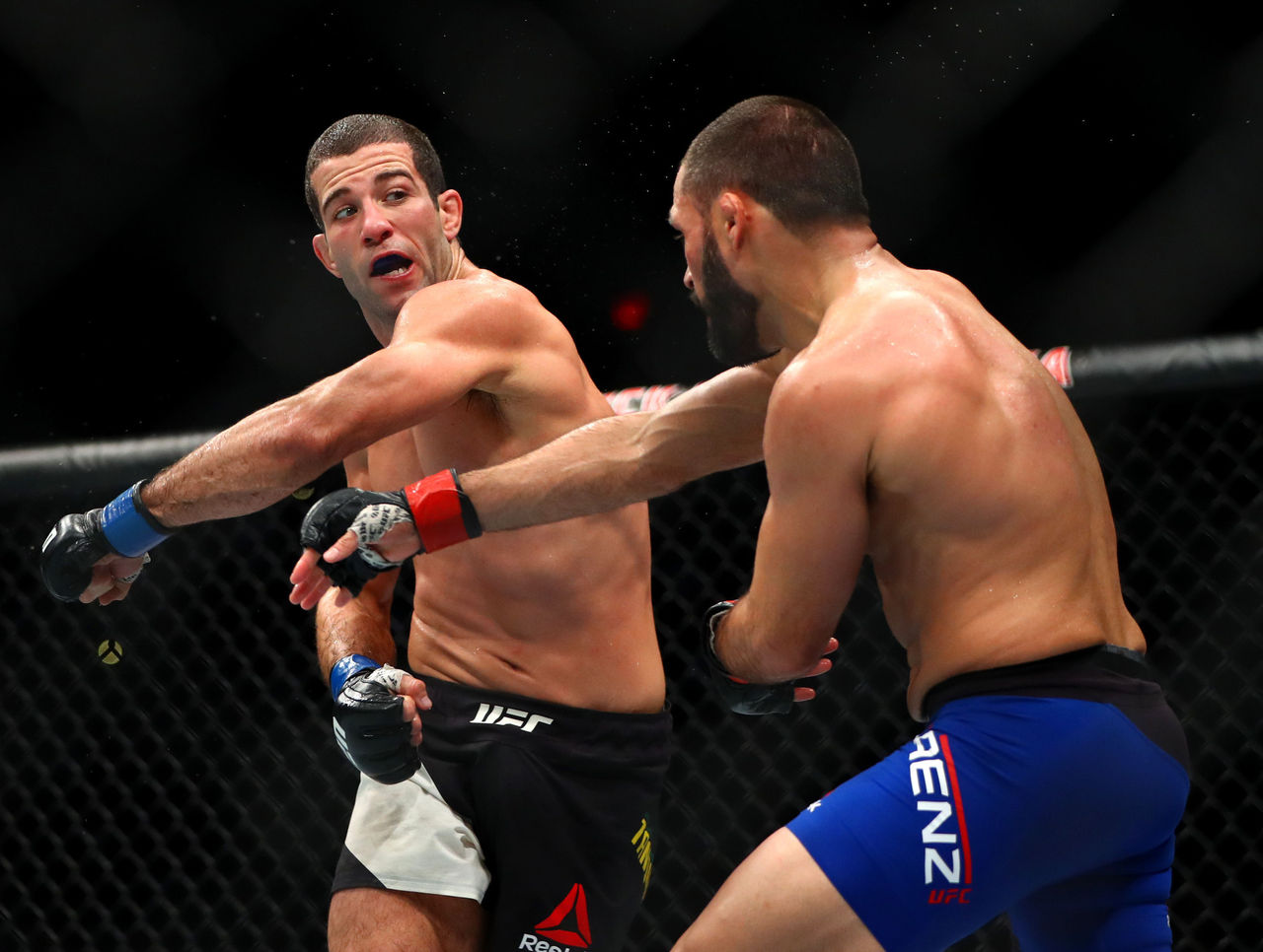 MMA News   theScore com