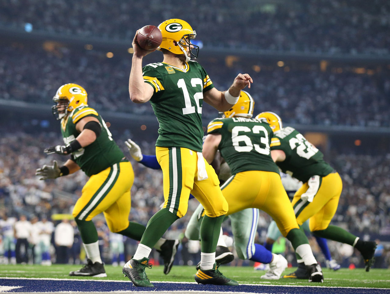 Packers Head For Super Bowl In Blur Of >> 3 Ways The Nfl Will Change If Packers Win The Super Bowl Alldaynfl Com