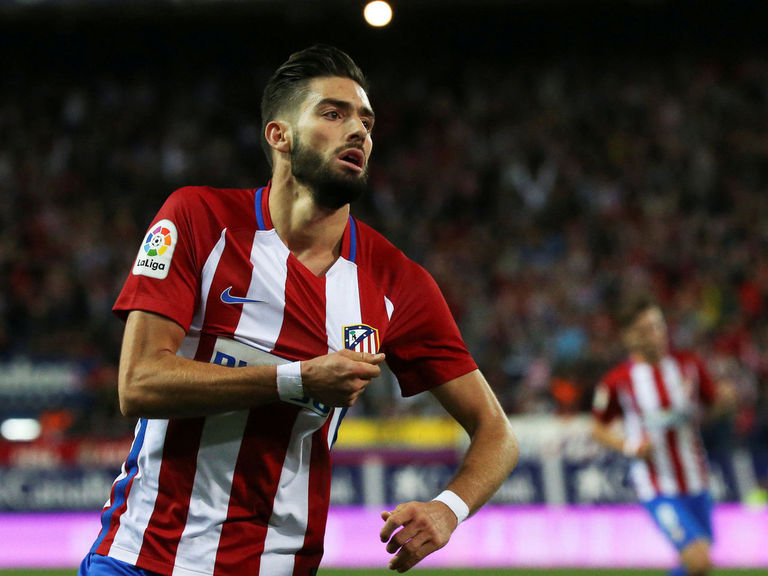 Atletico Madrid's Carrasco could miss Real Madrid tie due to shoulder injury