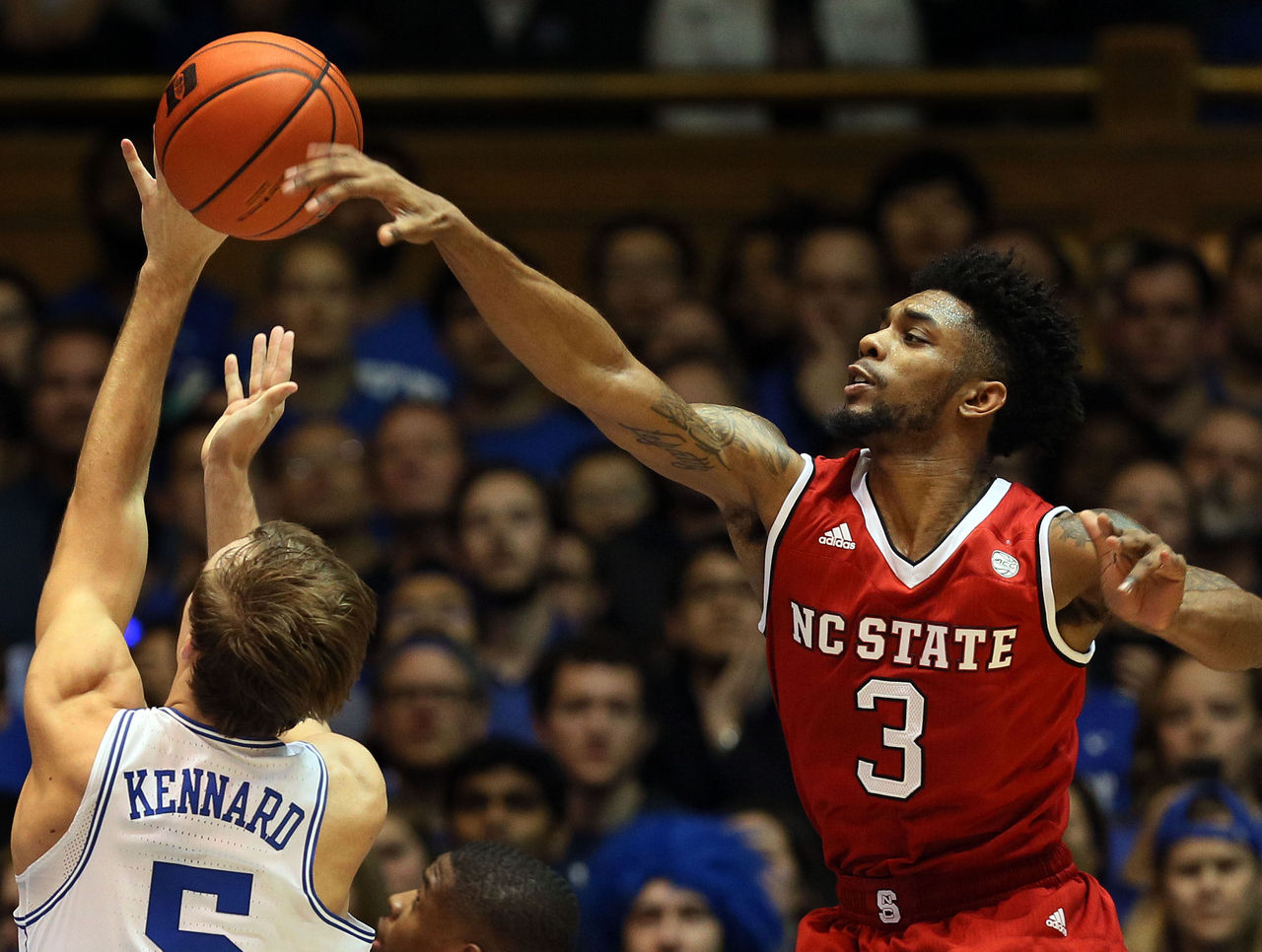 Cropped 2017 01 24t011324z 265675621 nocid rtrmadp 3 ncaa basketball north carolina state at duke