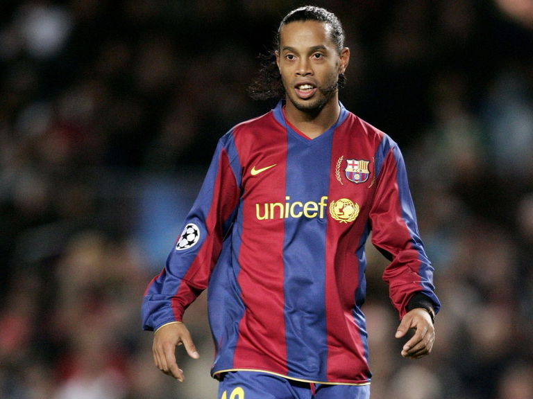 Ronaldinho says Pep Guardiola wanted him to stay at Barcelona