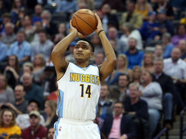 Nuggets match NBA record with 16 threes in 1st half vs. Warriors