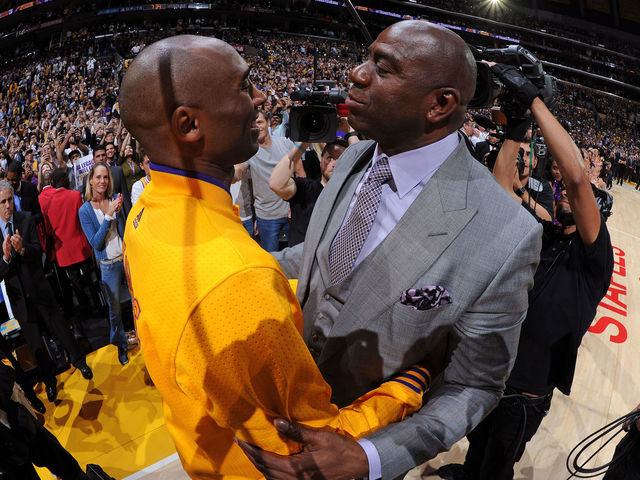Magic Johnson: Lakers plan to involve Kobe in decisions