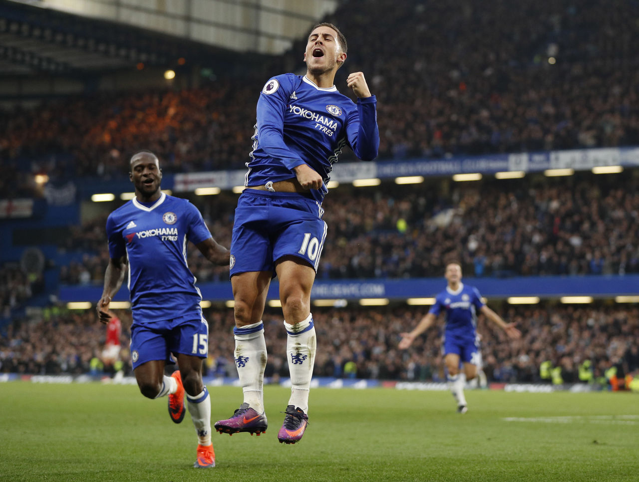 Report Real Madrid will make summer move for Eden Hazard