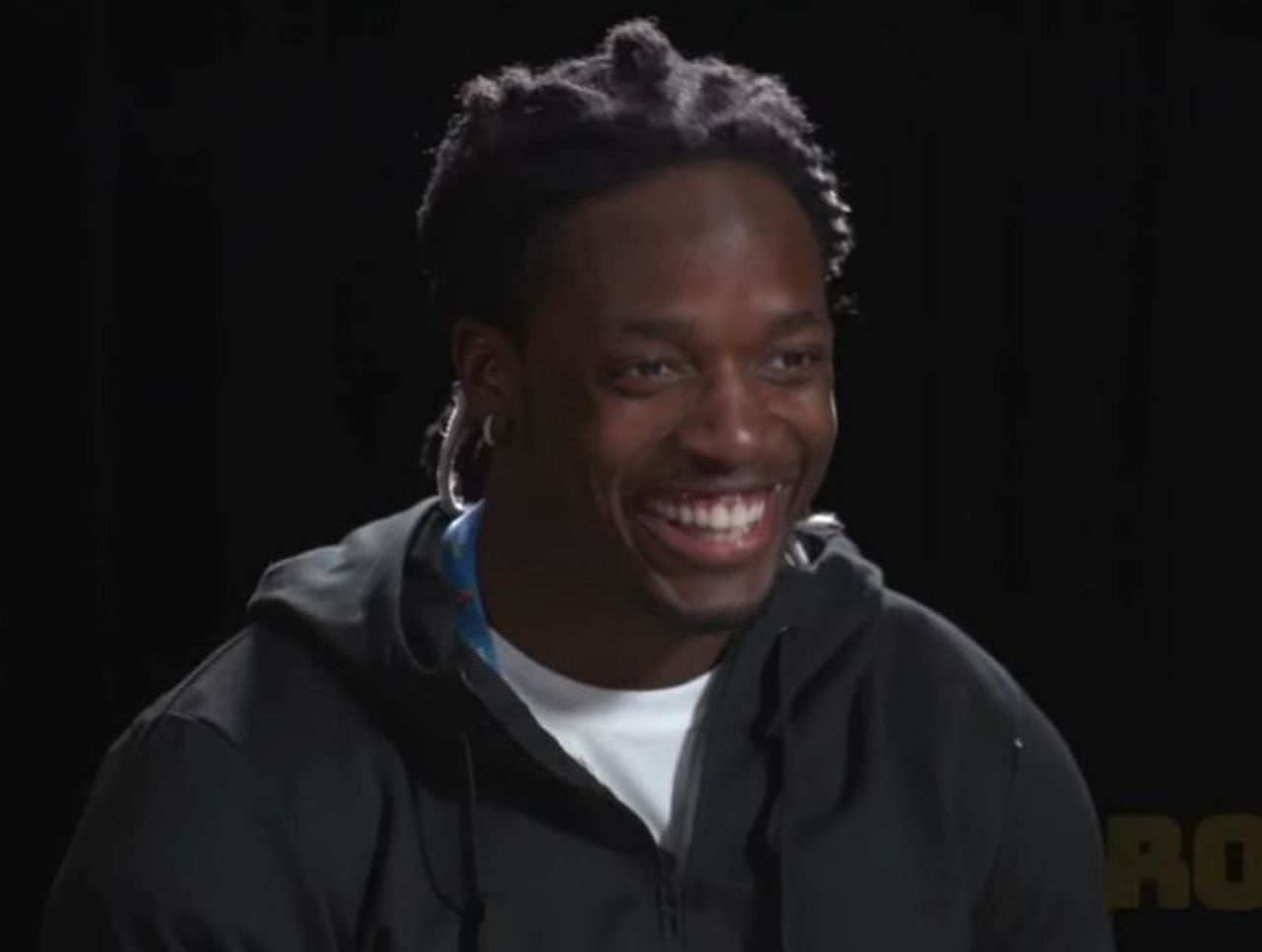 Cropped melvin gordon laughing