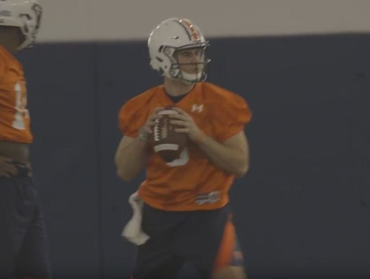 online store 58e48 44f99 Watch: Stidham takes 1st spring reps at Auburn | theScore.com