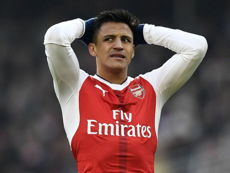 3 potential summer destinations for Arsenal's agitated Sanchez
