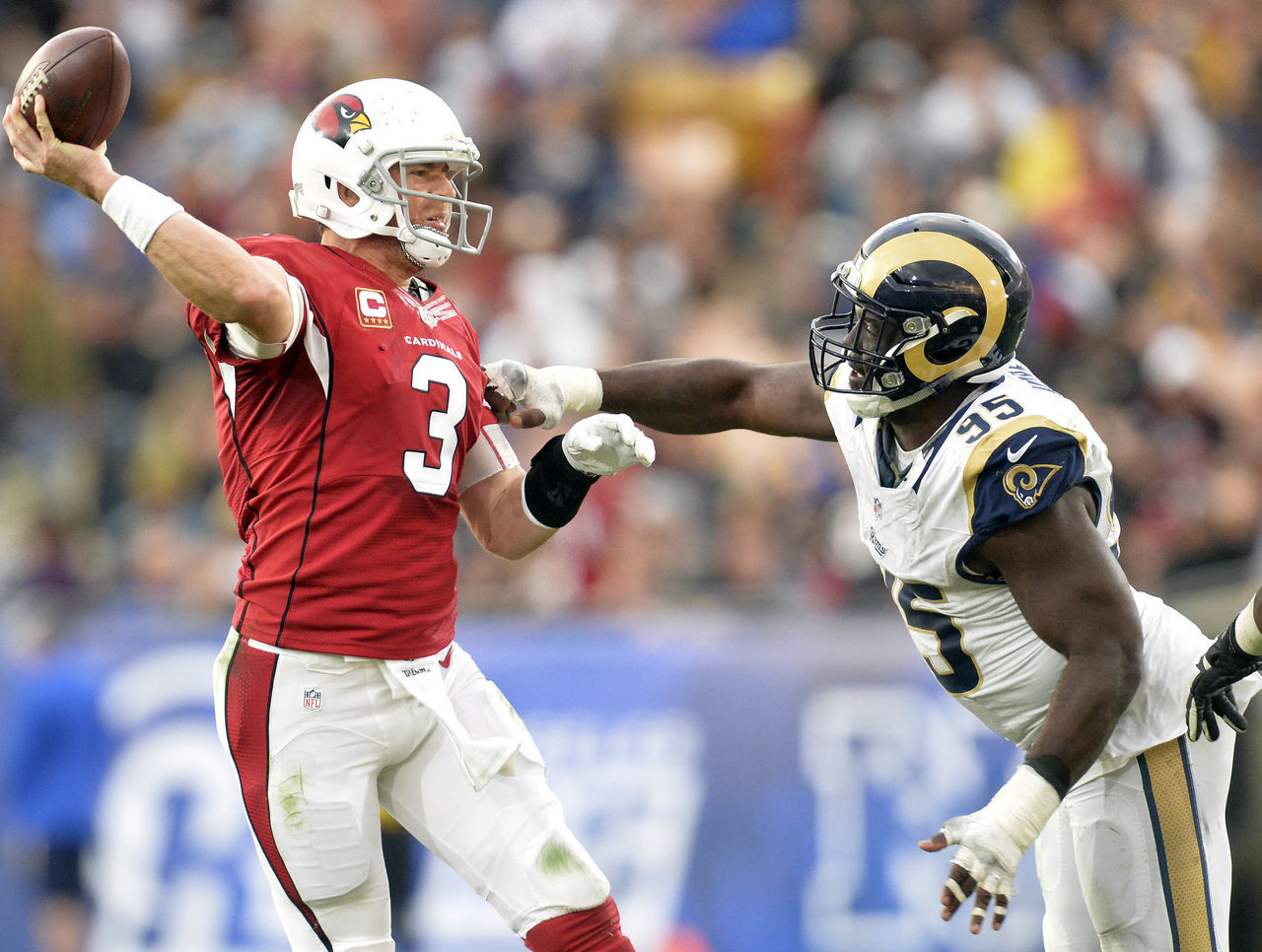 Rams deal William Hayes to Dolphins. The Miami Dolphins added a piece to  their defensive line ... 90bd88503