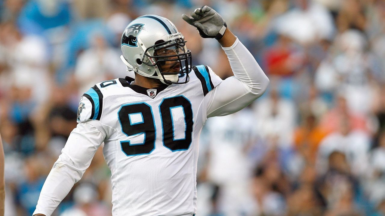 Image result for julius peppers panthers