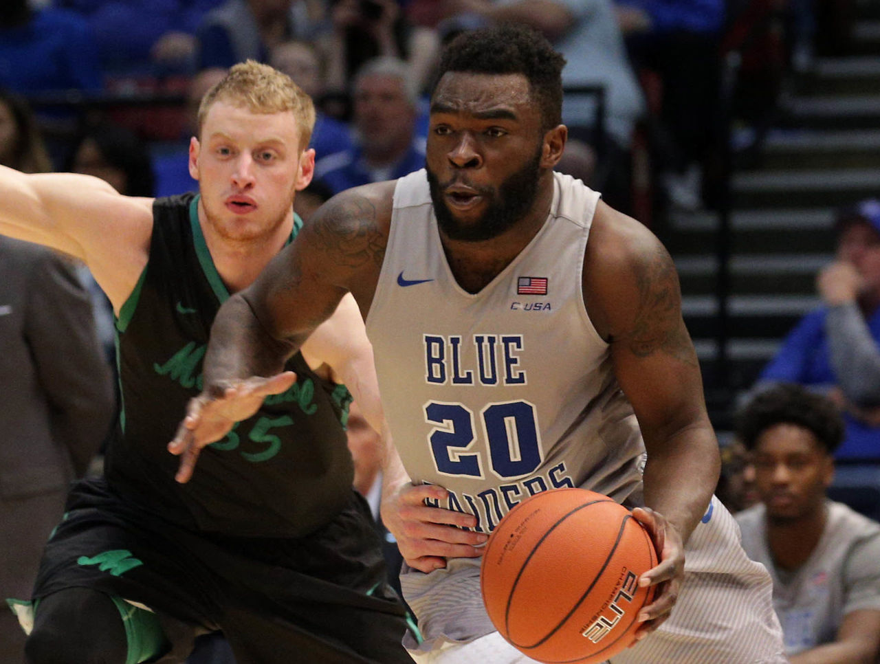 Cropped 2017 03 12t042503z 1254649812 nocid rtrmadp 3 ncaa basketball conference usa tournament marshall vs middle tennessee state