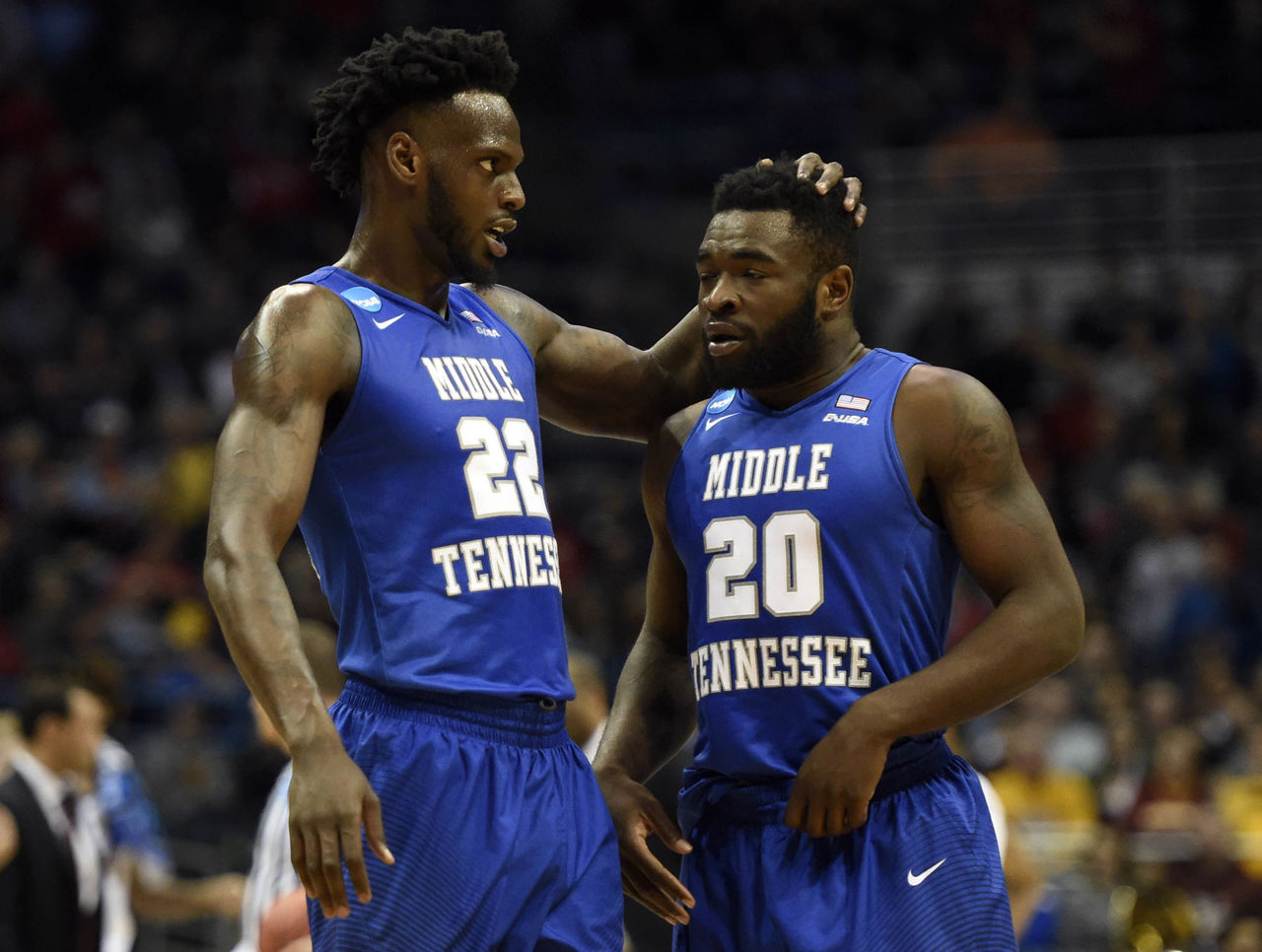 Cropped 2017 03 16t223258z 1542677620 nocid rtrmadp 3 ncaa basketball ncaa tournament first round minnesota vs middle tennessee state