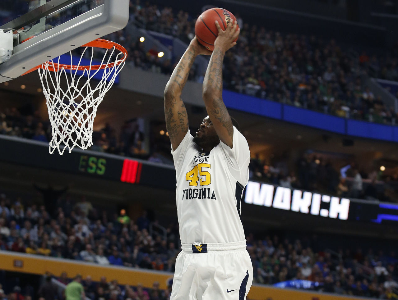 Cropped 2017 03 18t182027z 1314480349 nocid rtrmadp 3 ncaa basketball ncaa tournament second round notre dame vs west virginia