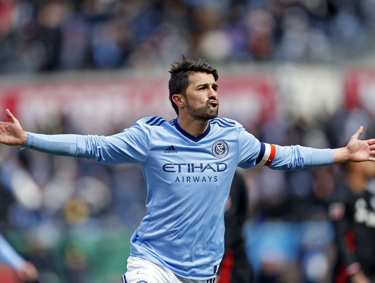 David Villa earns Spain recall after 3 year absence