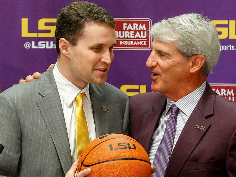 LSU AD Alleva steps down after 11 years