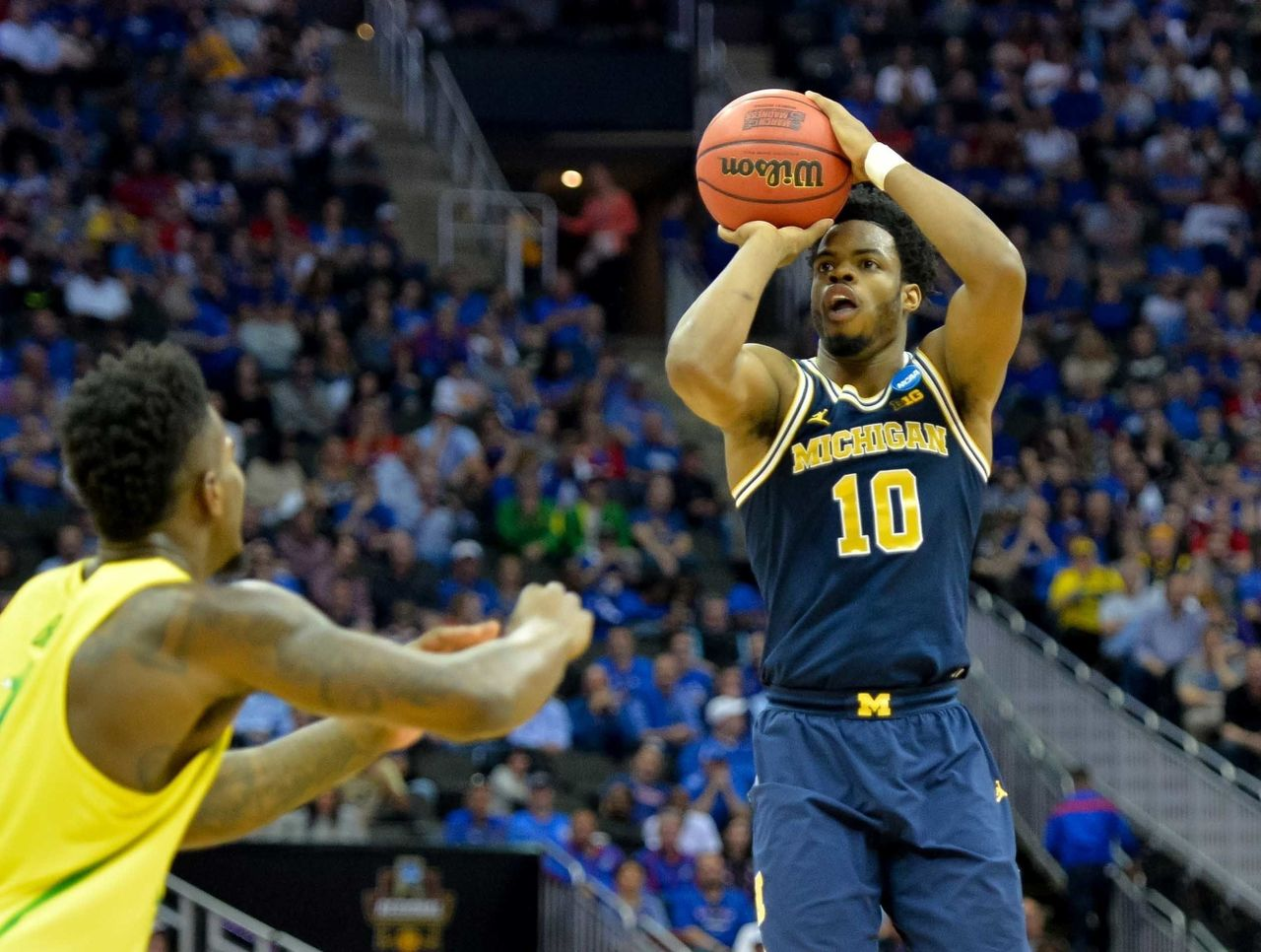 Cropped 2017 03 24t005628z 681015684 nocid rtrmadp 3 ncaa basketball ncaa tournament midwest regional oregon vs michigan