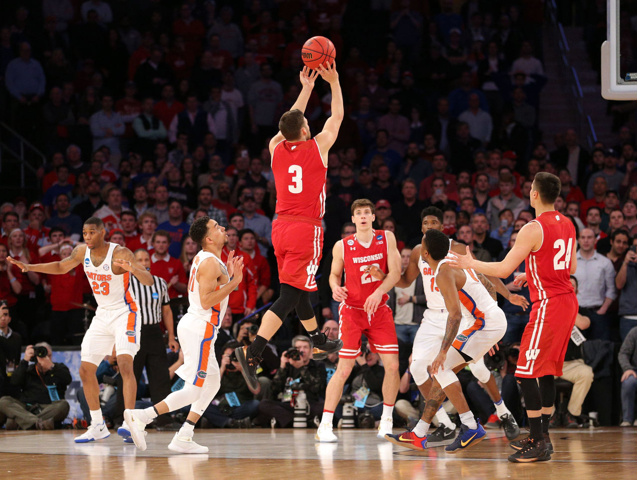 Cropped 2017 03 25t043002z 1887998428 nocid rtrmadp 3 ncaa basketball ncaa tournament east regional wisconsin vs florida  1