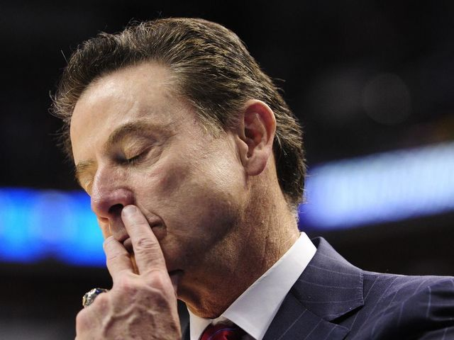 Louisville athletic board unanimously votes to begin Pitino's termination