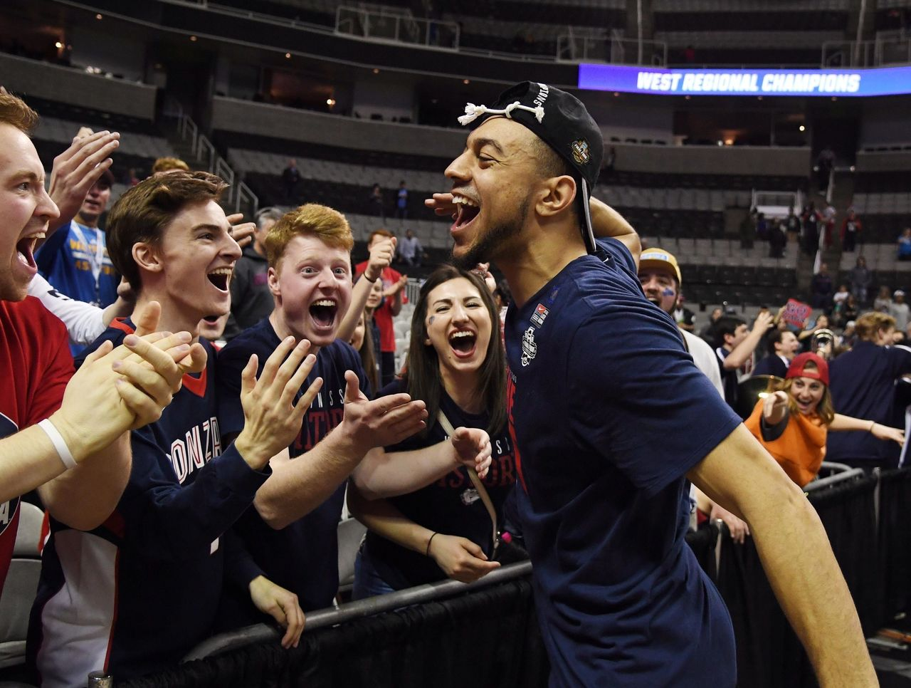 Cropped 2017 03 26t004917z 400576084 nocid rtrmadp 3 ncaa basketball ncaa tournament west regional gonzaga vs xavier