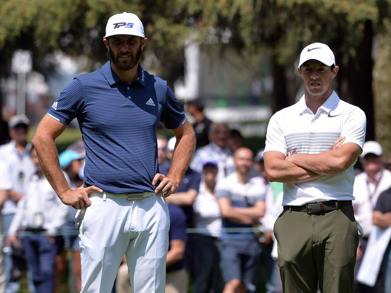What the heck can we expect from struggling trio of DJ, Rory, Day at The Open?