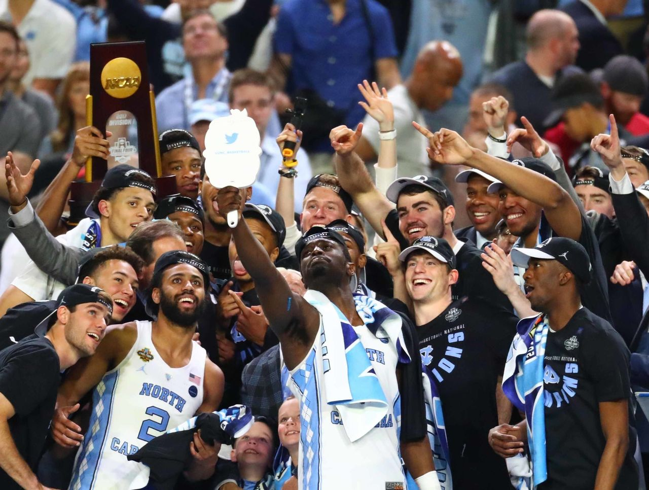 Cropped 2017 04 04t035915z 1121817787 nocid rtrmadp 3 ncaa basketball final four championship game gonzaga vs north carolina