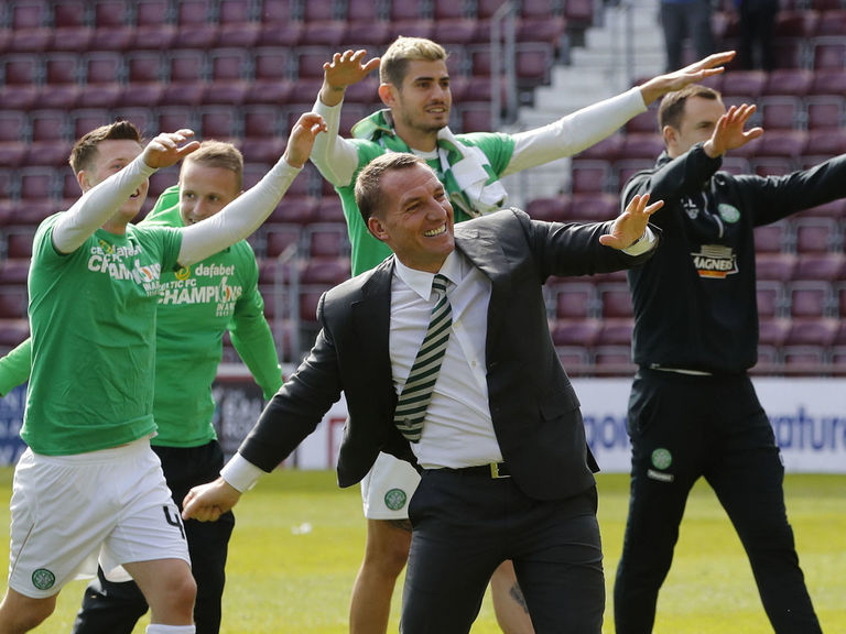 Celtic rewards Rodgers with new 4-year deal